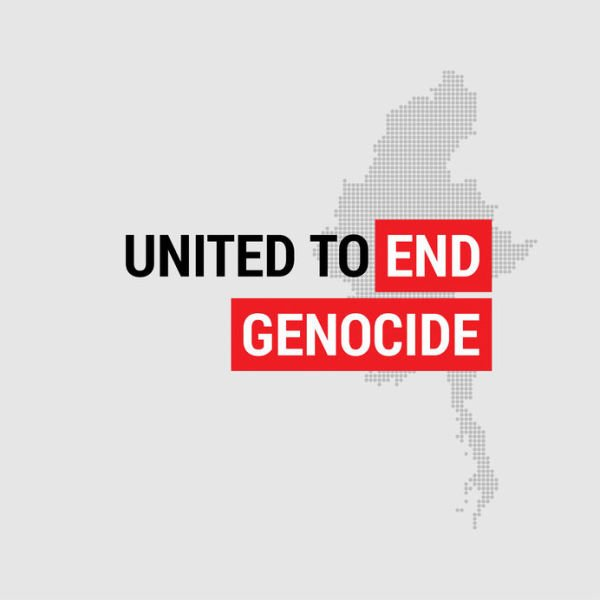 Crimes against humanity are what they are no matter where they occur.  United to end genocide